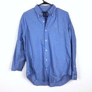 Vintage Ralph Lauren sport button down top